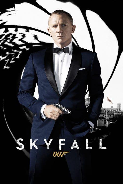 Key visual of Skyfall