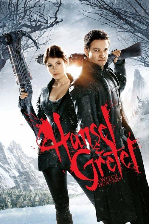 Key visual of Hansel & Gretel: Witch Hunters