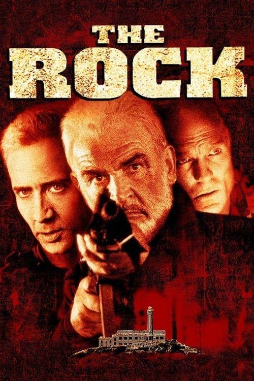 Key visual of The Rock