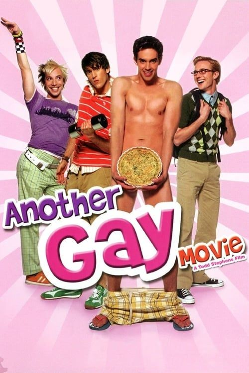 Key visual of Another Gay Movie