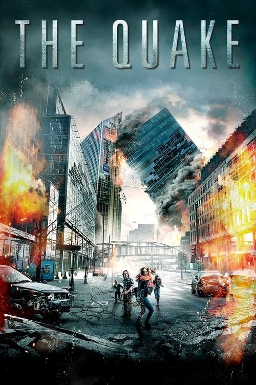 Key visual of The Quake