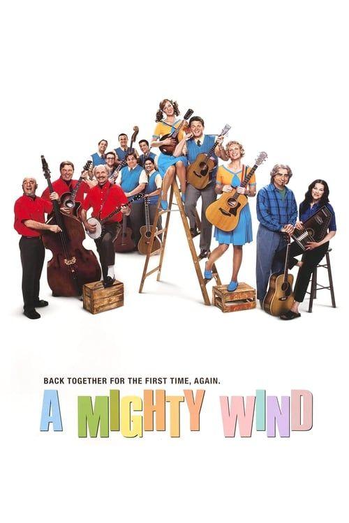 Key visual ofA Mighty Wind