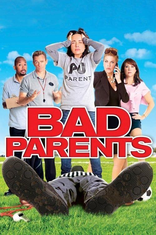 Key visual of Bad Parents
