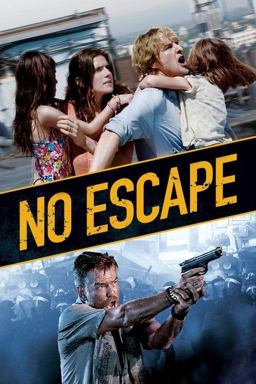 Key visual of No Escape