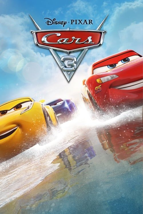Key visual of Cars 3