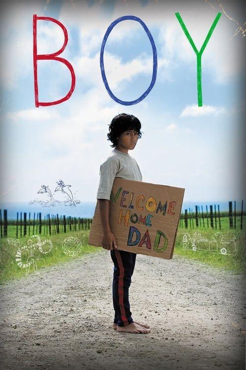 Key visual of Boy