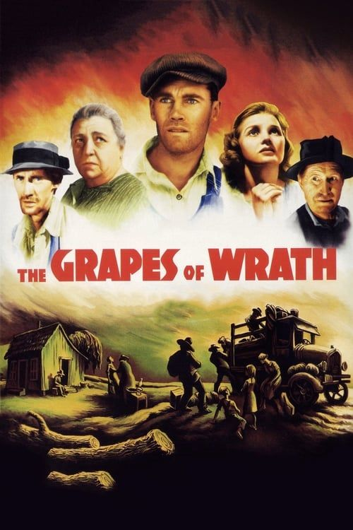 Key visual of The Grapes of Wrath
