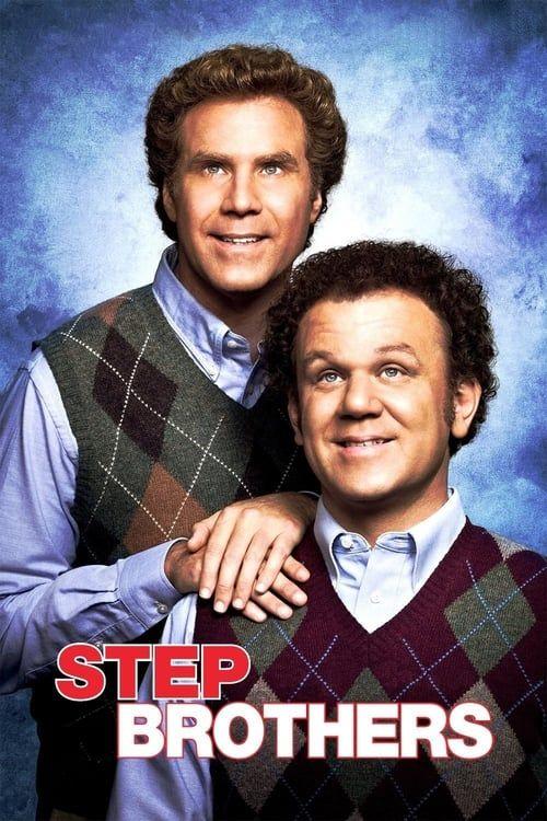 Key visual of Step Brothers