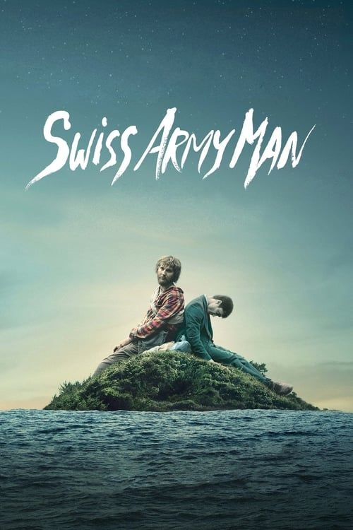 Key visual ofSwiss Army Man