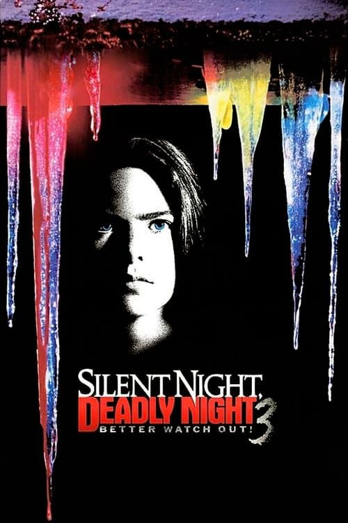 Key visual of Silent Night, Deadly Night III: Better Watch Out!