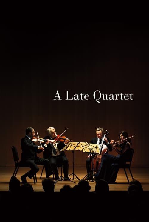 Key visual of A Late Quartet