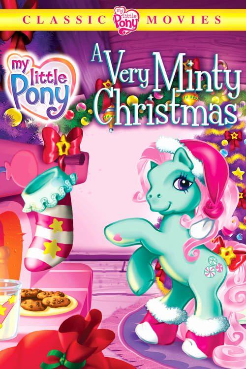 Key visual ofMy Little Pony: A Very Minty Christmas