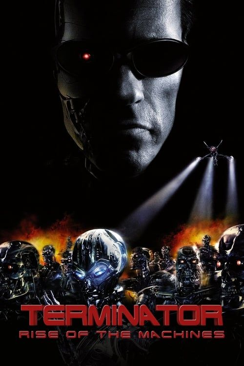 Key visual ofTerminator 3: Rise of the Machines