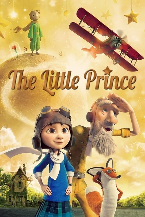 Key visual of The Little Prince