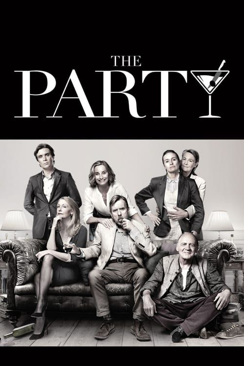 Key visual of The Party