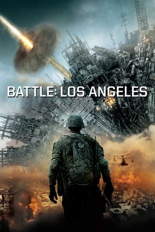 Key visual of Battle: Los Angeles
