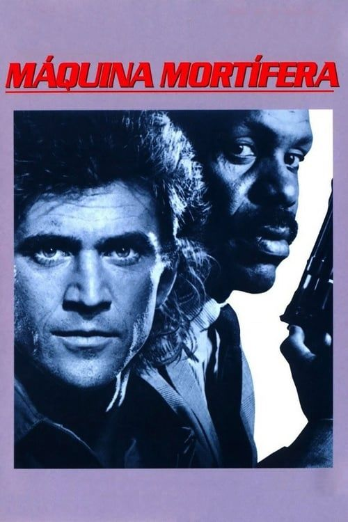 Key visual ofLethal Weapon