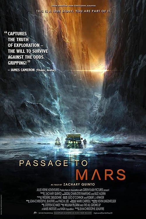 Key visual of Passage to Mars