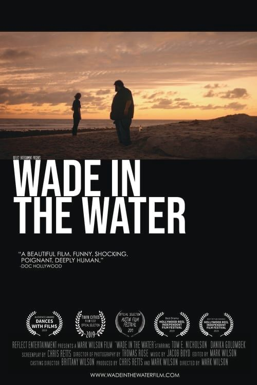 Key visual of Wade in the Water