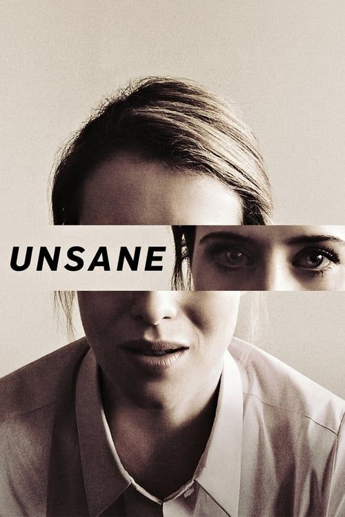 Key visual of Unsane