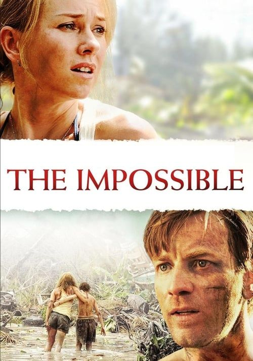 Key visual of The Impossible