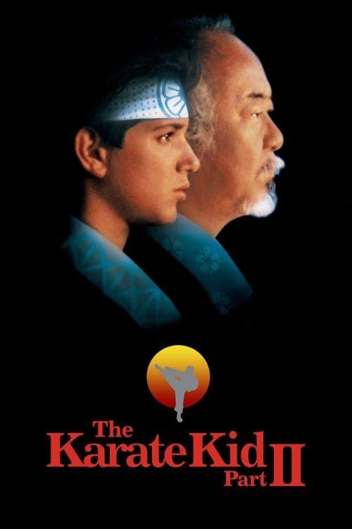 Key visual ofThe Karate Kid Part II