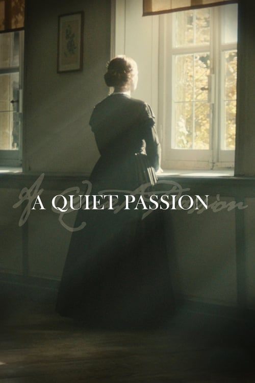 Key visual of A Quiet Passion