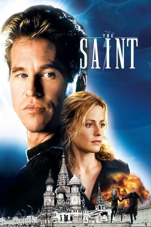 Key visual of The Saint