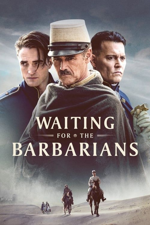Key visual of Waiting for the Barbarians