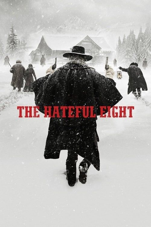 Key visual of The Hateful Eight