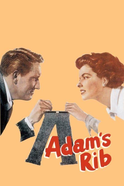 Key visual of Adam's Rib