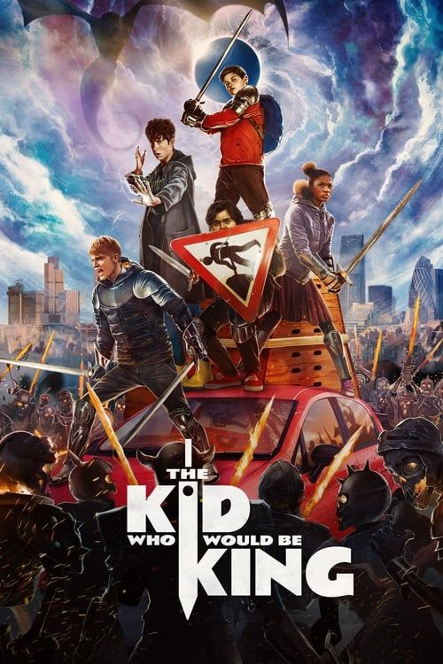 Key visual of The Kid Who Would Be King