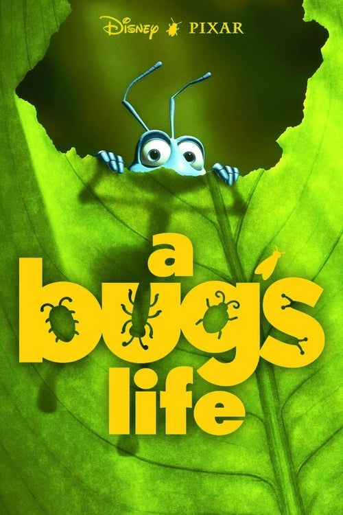 Key visual ofA Bug's Life
