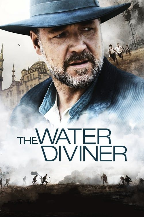 Key visual ofThe Water Diviner