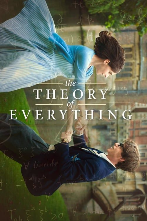 Key visual of The Theory of Everything