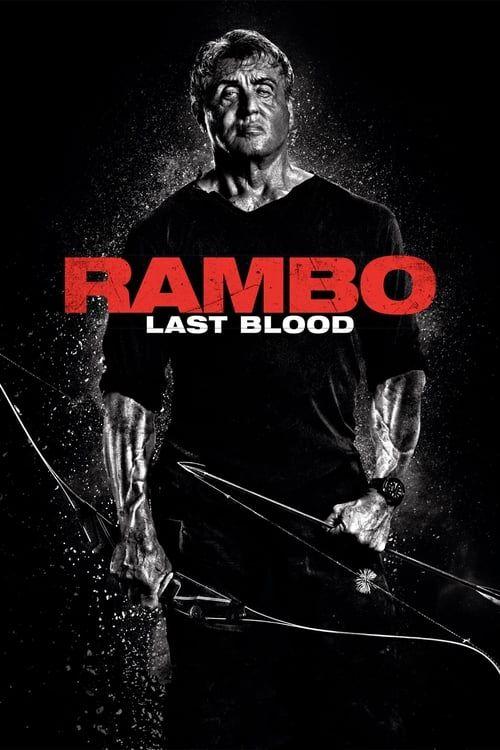 Key visual of Rambo: Last Blood