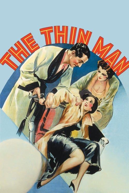 Key visual of The Thin Man