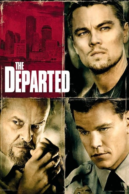 Key visual of The Departed