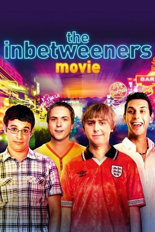 Key visual of The Inbetweeners Movie