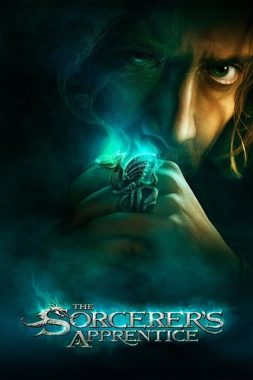 Key visual of The Sorcerer's Apprentice