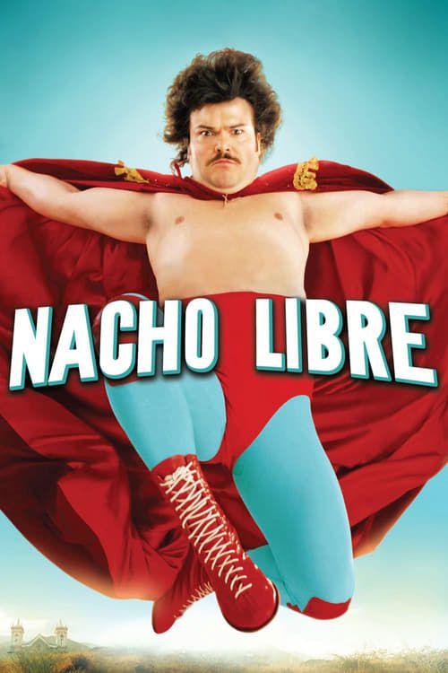 Key visual of Nacho Libre