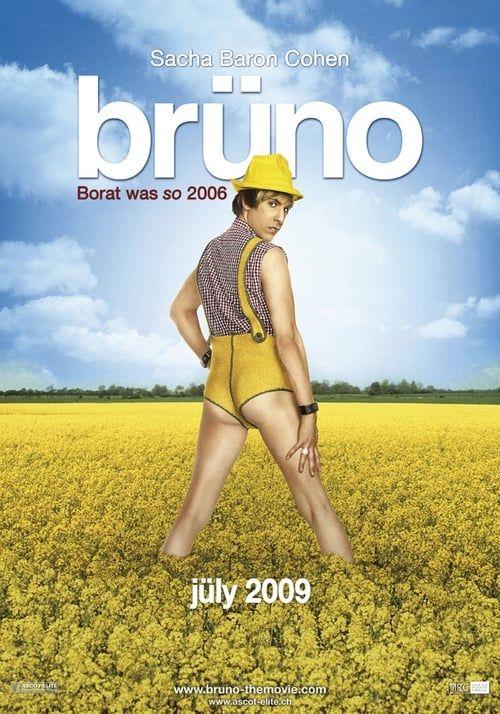 Key visual of Brüno
