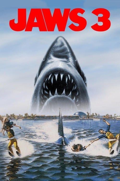 Key visual of Jaws 3-D