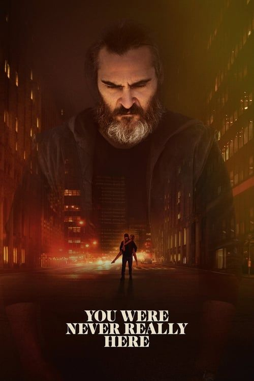 Key visual ofYou Were Never Really Here