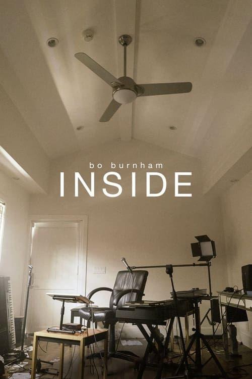 Key visual of Bo Burnham: Inside