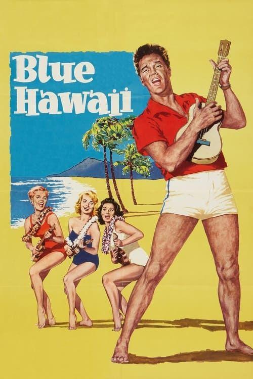 Key visual of Blue Hawaii