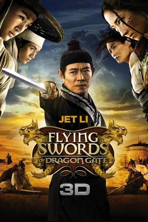 Key visual of Flying Swords Of Dragon Gate