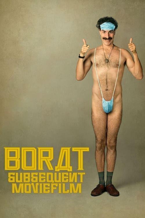 Key visual of Borat Subsequent Moviefilm