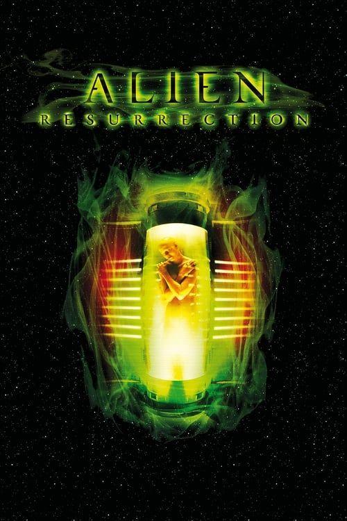 Key visual of Alien Resurrection