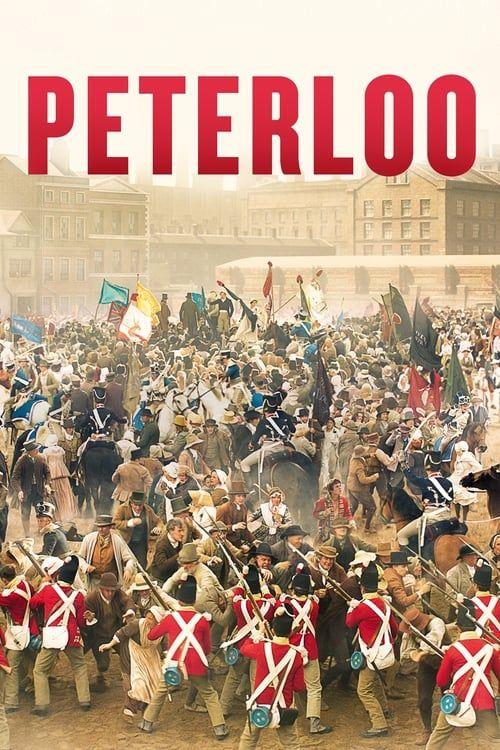 Key visual of Peterloo